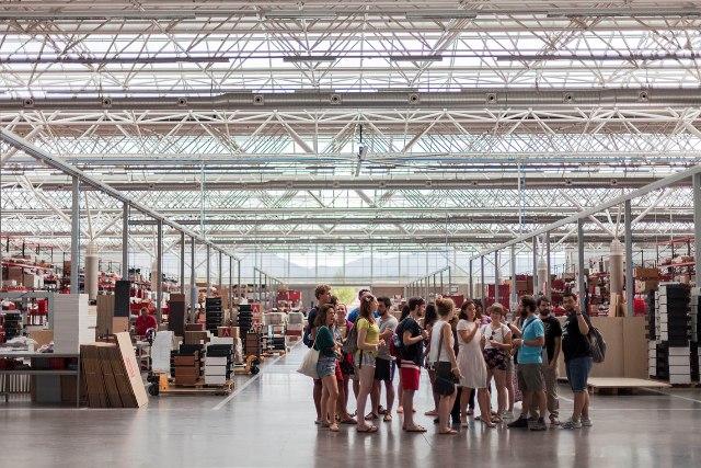 Imagen de las instalaciones. FOTO: EPDA