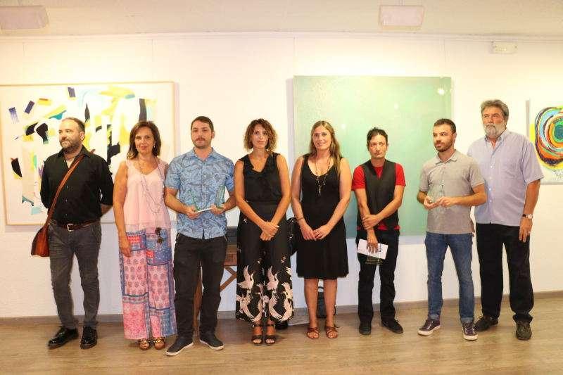 Inauguración del festival Q-Art de Quart de Poblet. EPDA