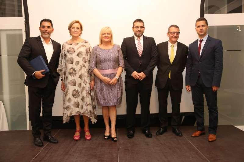 Premiados Noche Valenciana de las Letras.- EPDA