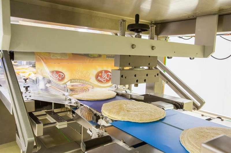 Productos del Delibreads, fabricante de panes especiales y tortillas de trigo proveedor de Mercadona. EFE/Delibreads
