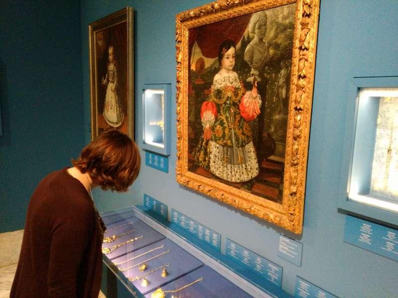 Exposición en el Museo de Bellas Artes de Valéncia