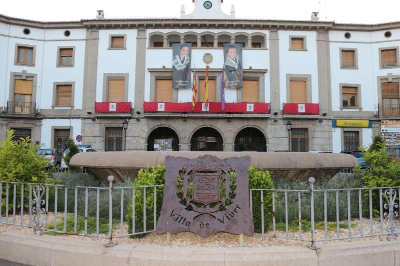 Ayuntamiento de Viver. EPDA