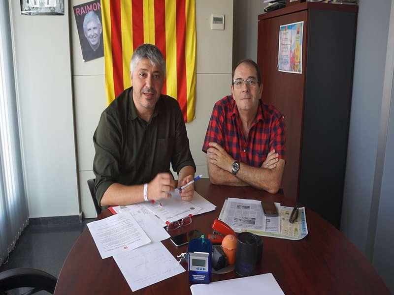 Cèsar Gargallo i Ximo Pons. EPDA