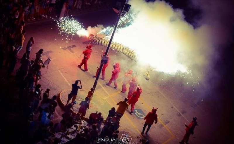 Fiestas Mayores de Alcàsser. EPDA