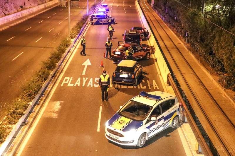Policía Local de Alicante / EPDA