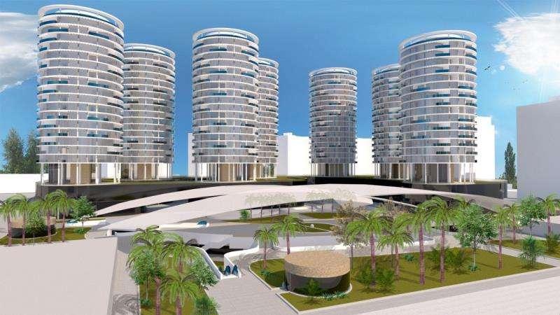 Primera imagen del proyecto definitivo Cooperativo ?Acequia de Mestalla? facilitada por ADU Mediterráneo.