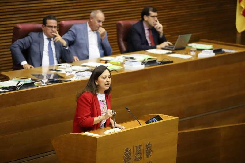 Portavoz de Ciudadanos en Les Corts Valencianes. -EPDA
