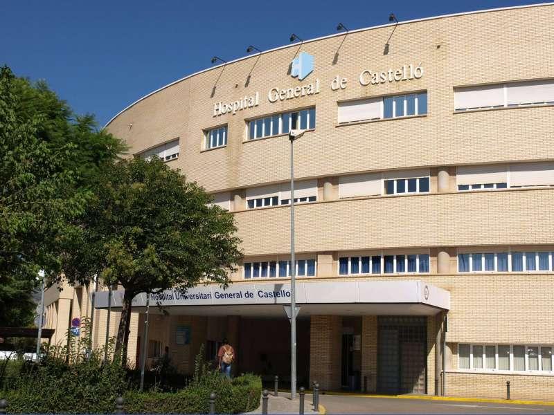 Hospital General de Castellón. -EPDA