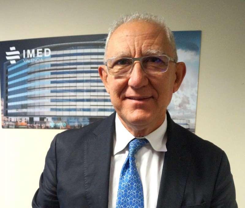 El Doctor Ignacio Manrique.
