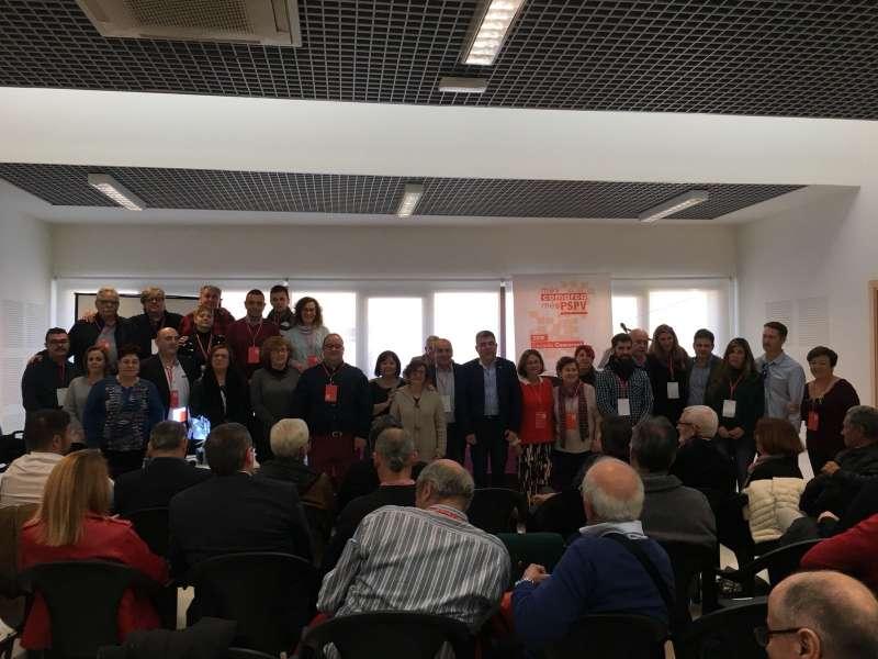 Congreso comarcal del PSPV l