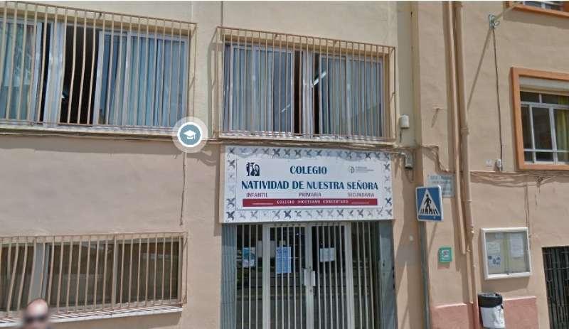 Colegio La Natividad de Nuestra Señora, de Burjassot