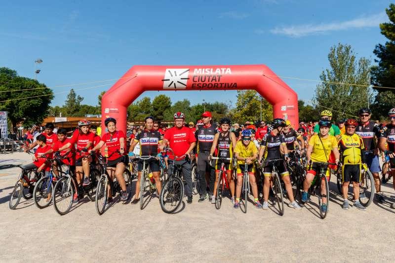 Día de la bici en Mislata. EPDA