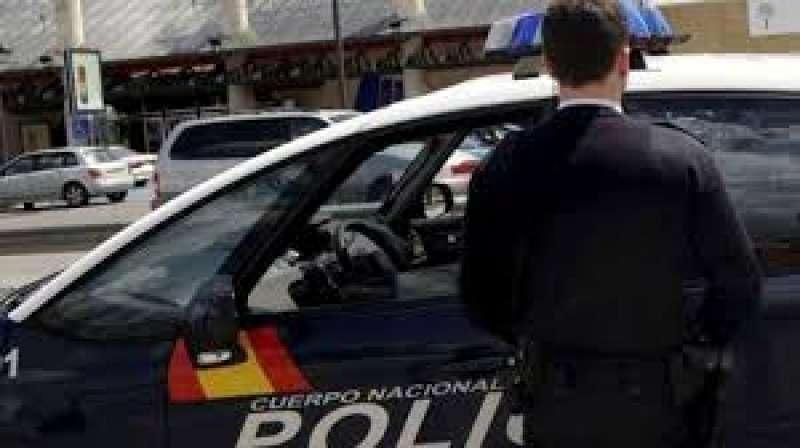 Coche de Policía Nacional. Archivo/EDA