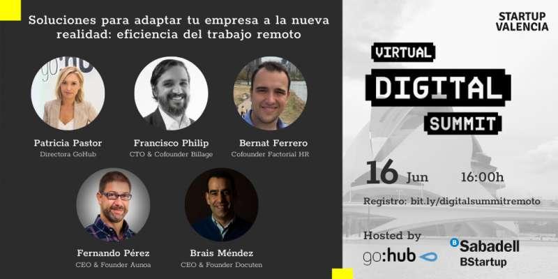 Virtual Digital Summit. EPDA