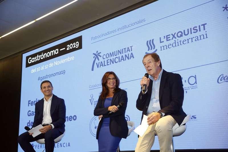 Presentación de la nueva edición gastronómica en Veles e Vents, València. -EPDA