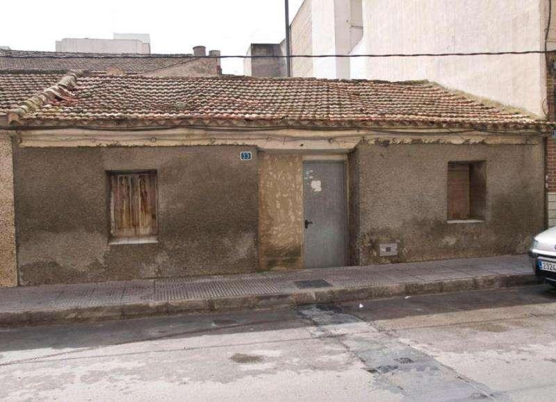 La casa que será museo del terremoto de 1829 en Almoradí, en una imagen facilitada por el Ayuntamiento. EFE