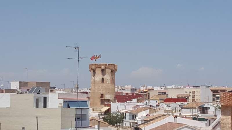 Imagen del municipio de Paterna.