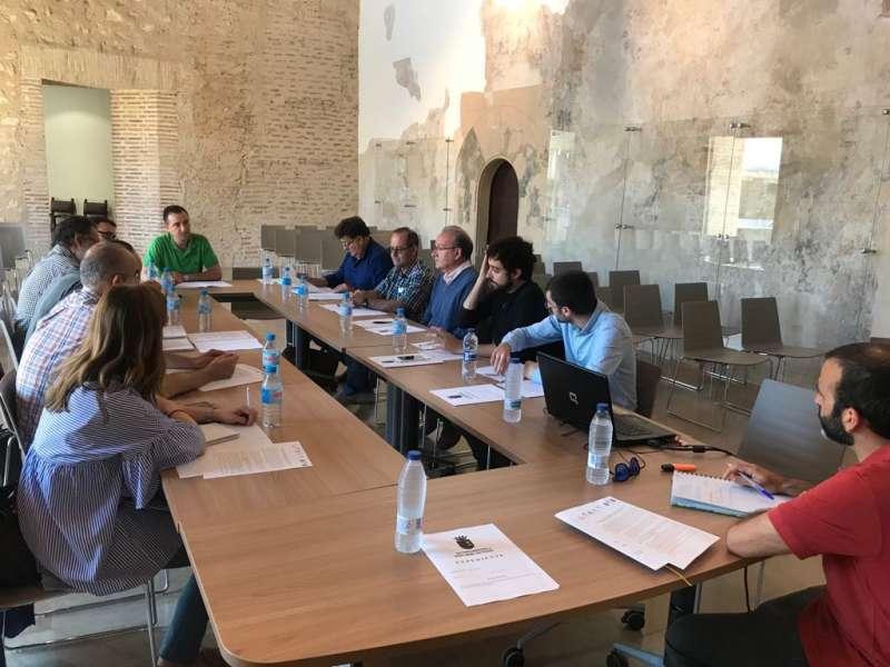Reunión de la Asociación de Municipios del Túria