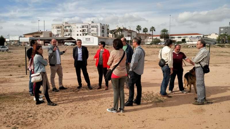 La Pobla de Vallbona inaugura 3.500 metres quadrats de parcs d?esplai caní