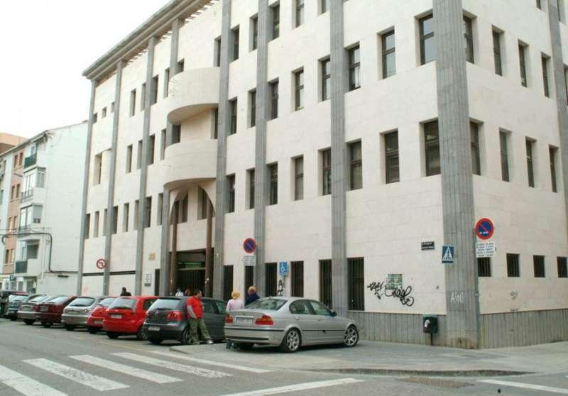 Imagen de archivo juzgado de Sagunto./ EPDA