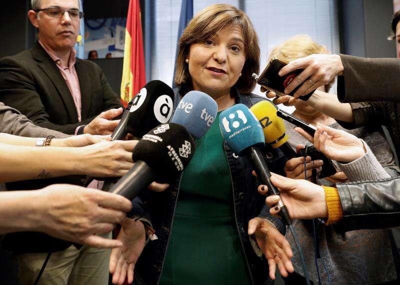 La presidenta del PPCV, Isabel Bonig. EFE/Archivo