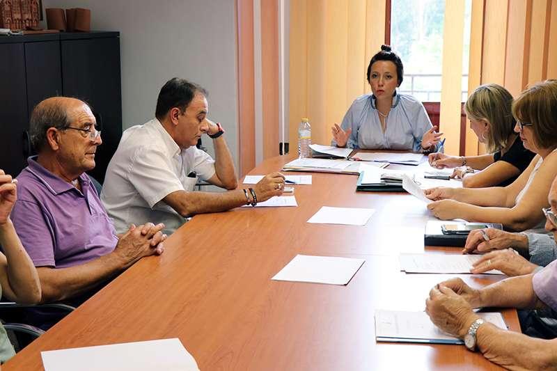Reunió del Consell Assessor de Comerç. EPDA