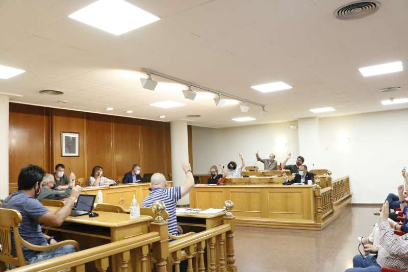 Ayuntamiento de Quart de Poblet. EPDA