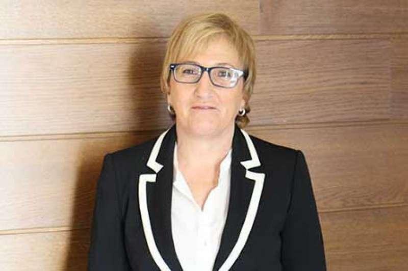 La consellera de Sanidad Universal y Salud Pública, Ana Barceló. -EPDA