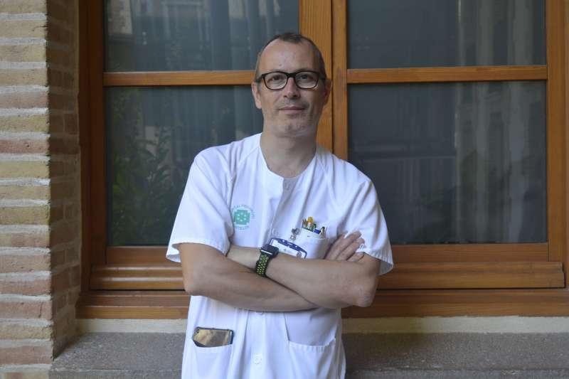 El doctor Enrique Boldó.
