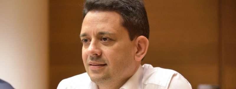El coordinador de Política Social del Grupo Popular en Les Corts, José Juan Zaplana