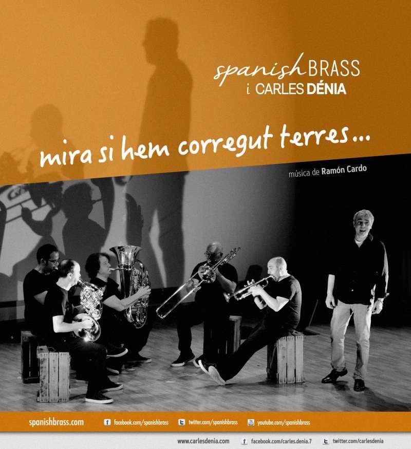 Carles Dénia y su concierto