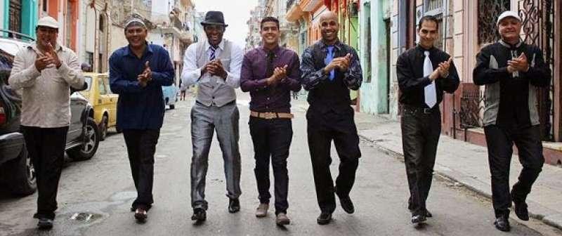 El grup cubà Jóvenes Clásicos del Son, divendres en l