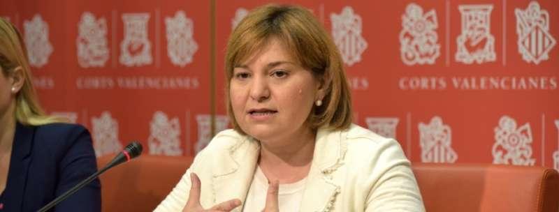 Isabel Bonig. FOTO PPCV.COM