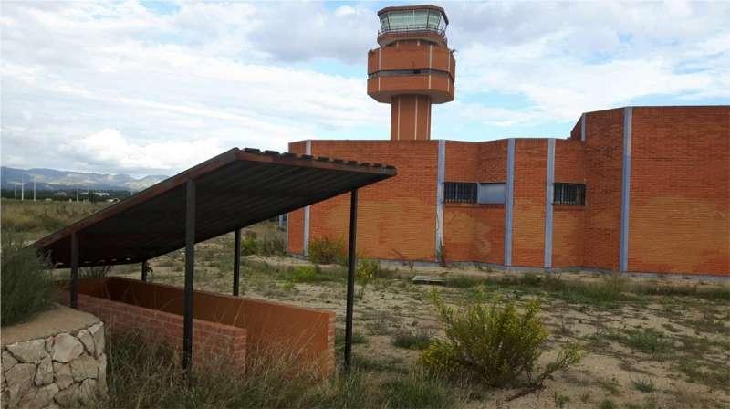 El refugio Carrasses de Llíria. EPDA