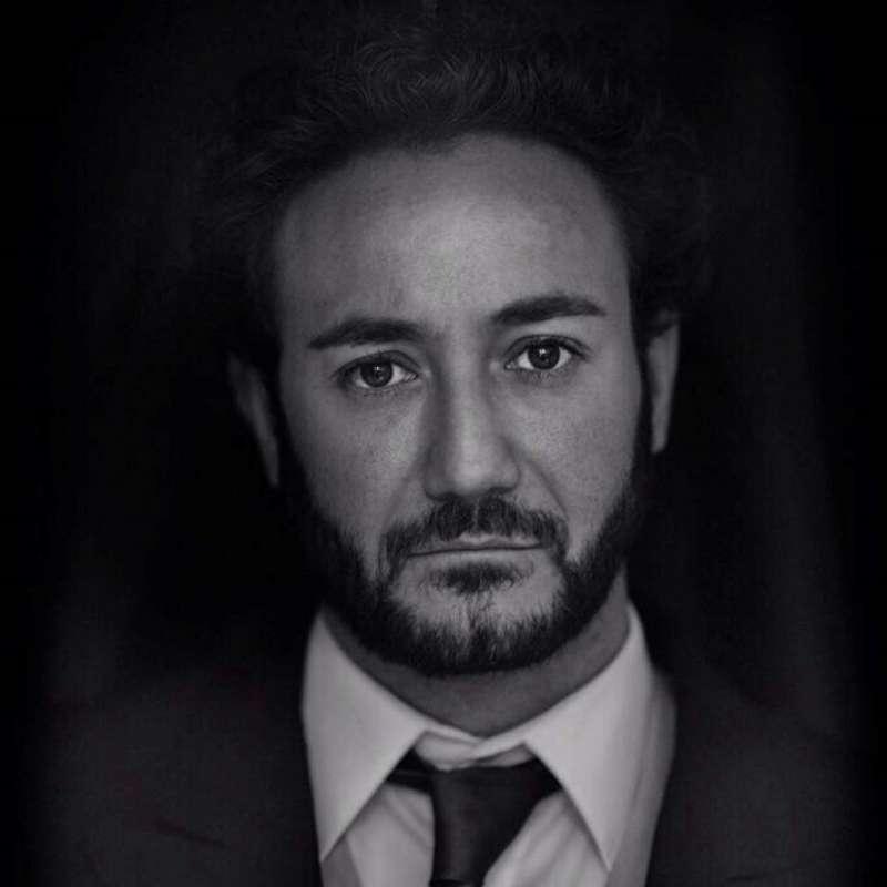 Carlos Santos, actor.