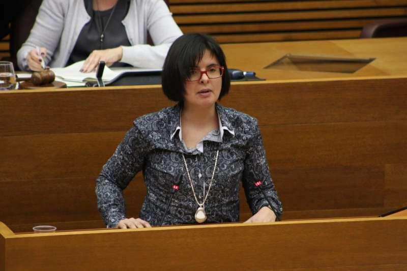 Teresa Garcia. FOTO COMPROMIS.NET