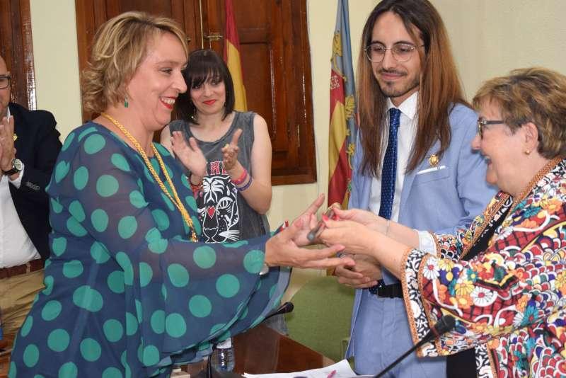 Alcaldesa de Benetússer, Eva Sanz