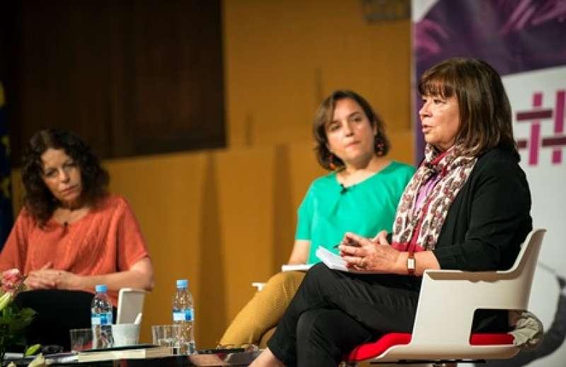 Narbona participa en el Feminario en València. EPDA