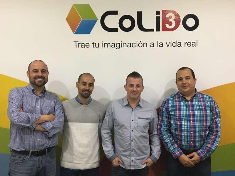 Responsables del proyecto en Colombia