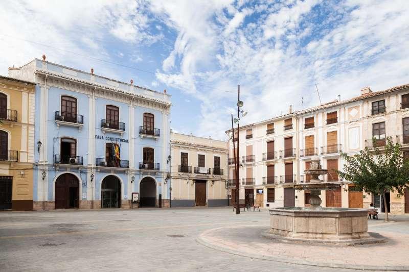 Ayuntamiento de Chelva. / EPDA