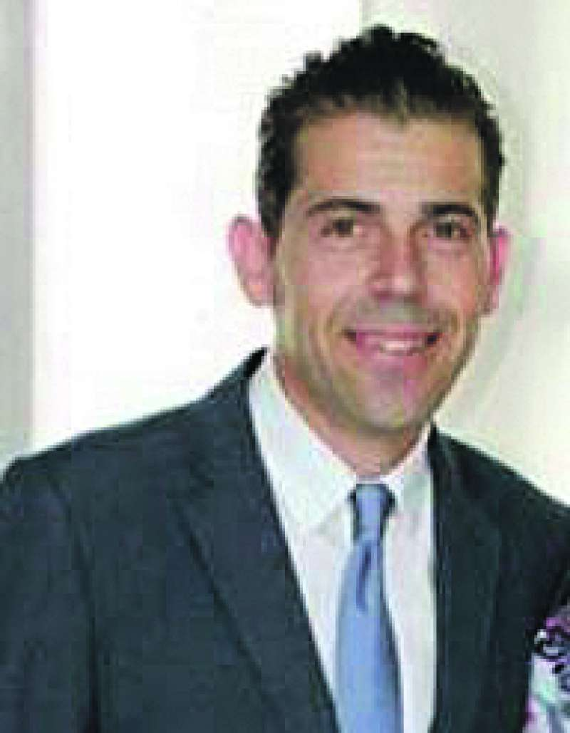 El concejal de IdRa, Víctor Encarnación. EPDA