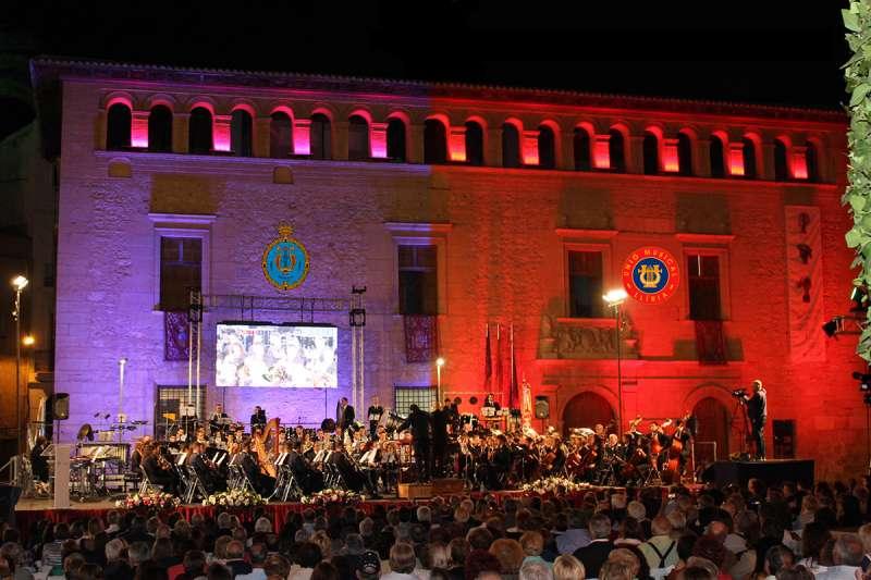 El Concert de las Bandes convertirá Llíria en la capital de la música valenciana este fin de semana