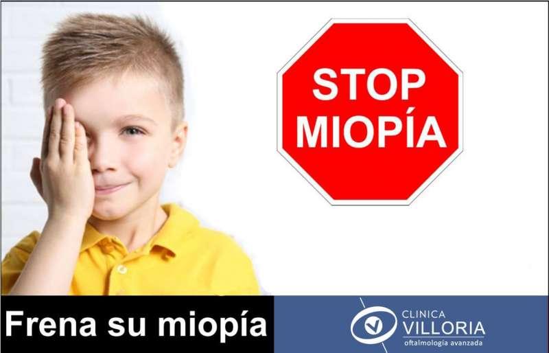 Miopía infantil. EPDA