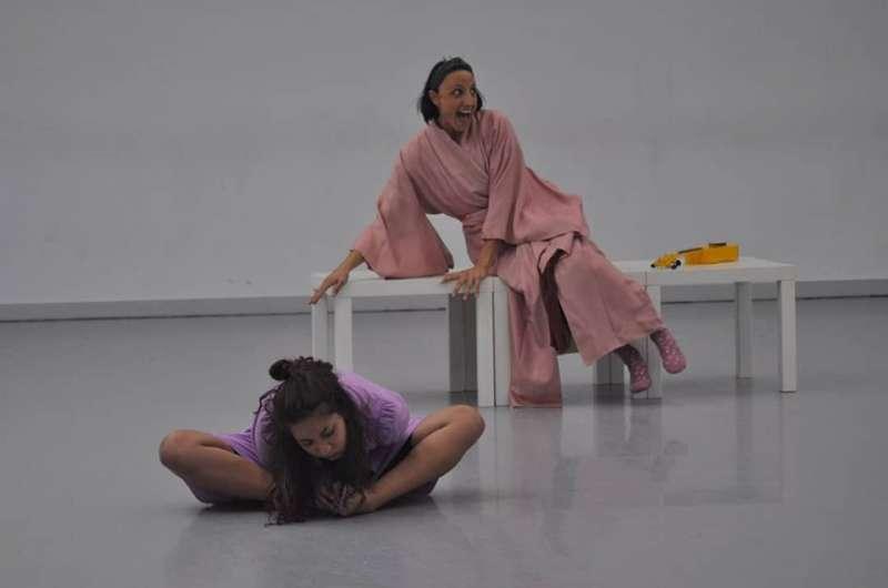 La obra se estrenó en Madrid el pasado día 14