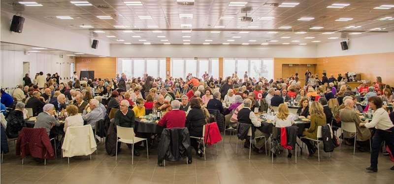 Encuentro de Amics de la Gent Major. EPDA