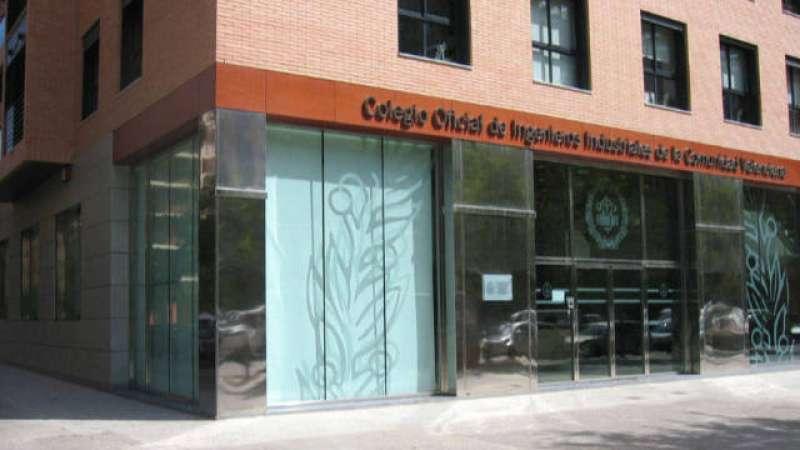 Sede del Colegio de Ingenieros Industriales en Valencia