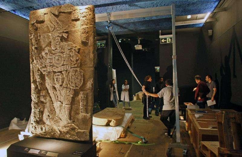 Exposición en el Marq. EFE/Archivo