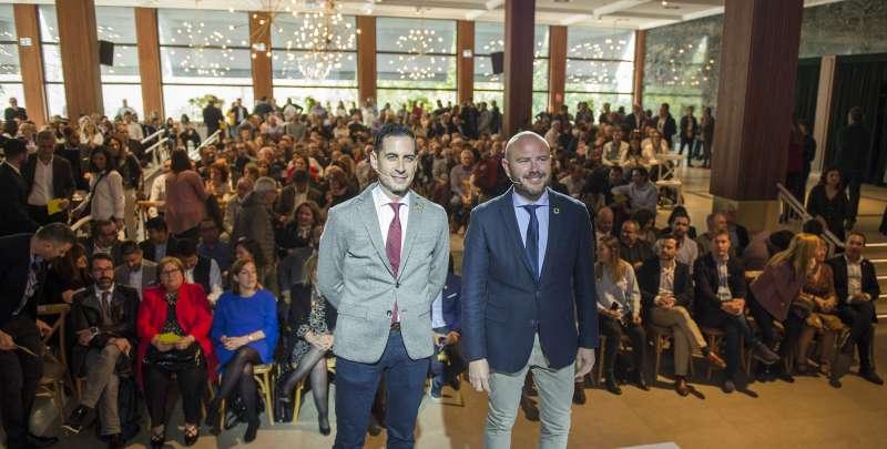 Bielsa y Gaspar. Archivo