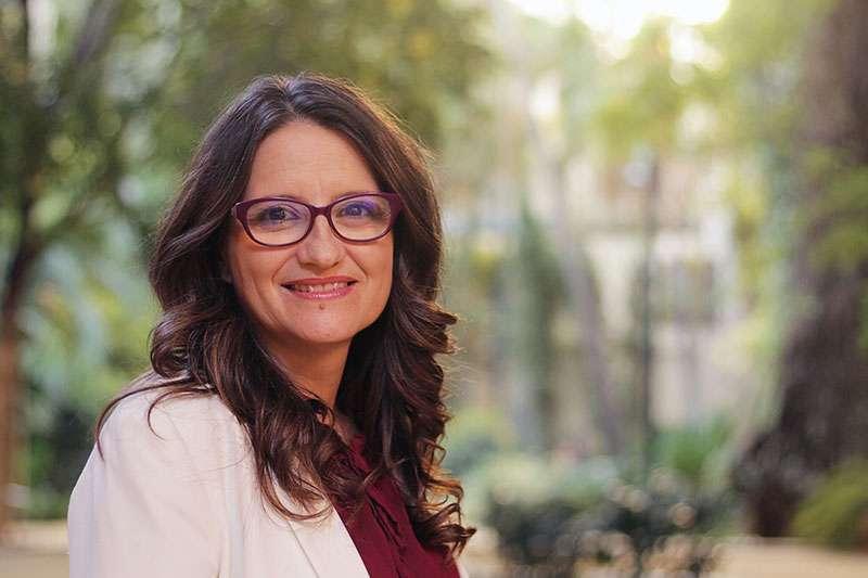 Mónica Oltra- Vicepresidenta y Consellera de Igualdad y Políticas Inclusivas. -EPDA