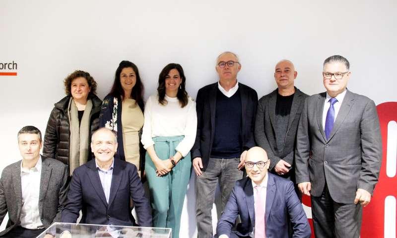 Comite Ejecutivo VLC Cultural